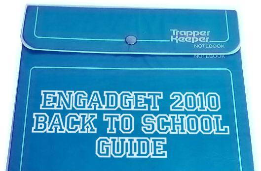 Engadget's back to school guide: Netbooks and laptops