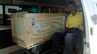 Remains of Malaysian drug mule in Peru to be buried in JB tonight