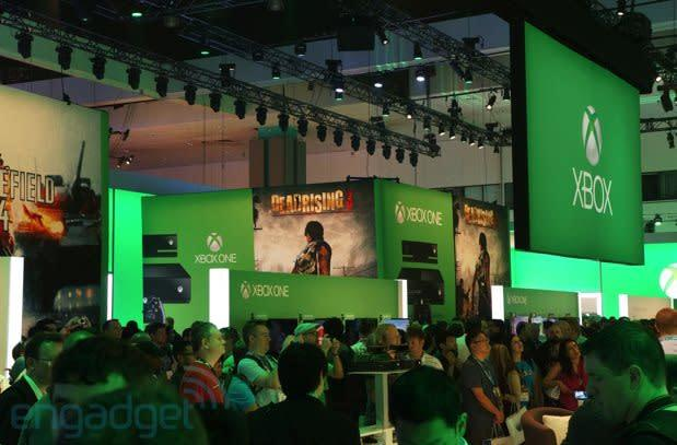 Microsoft Xbox One gaming roundup (hands-on)