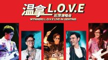 Feel the L.O.V.E. at The Wynners' Genting concert