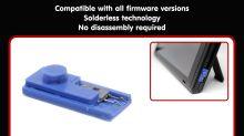 Este trozo de plástico permitirá piratear la Nintendo Switch