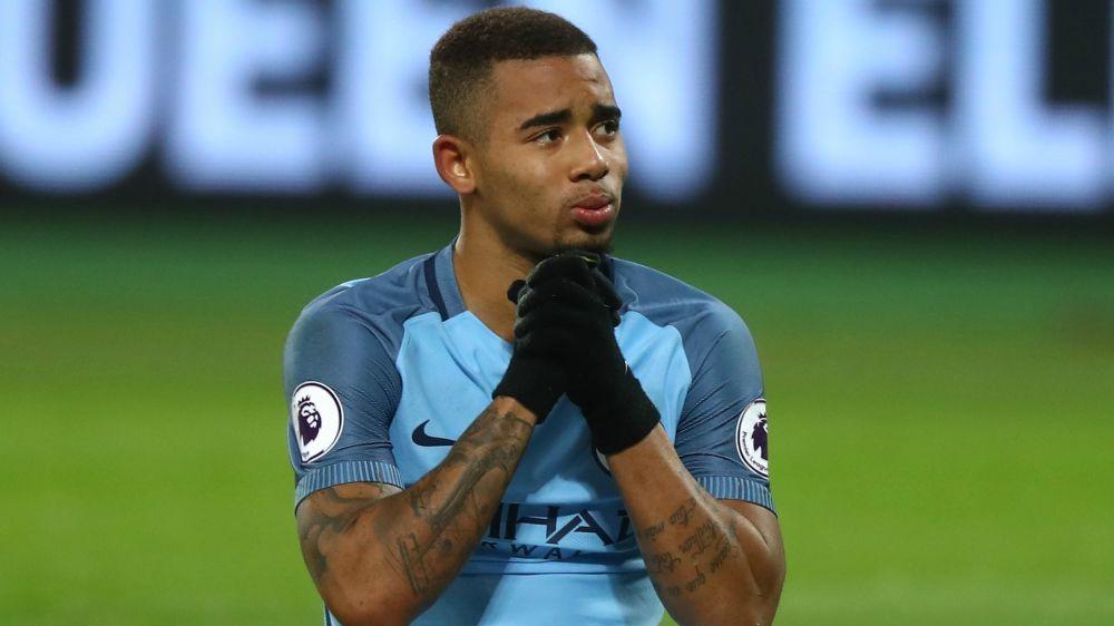 """Manchester-City-Star Fernandinho warnt: """"Müssen geduldig mit Jesus sein"""""""