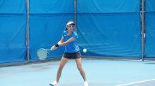 奧運初體驗 謝語倢許絜瑜網球女雙首輪止步