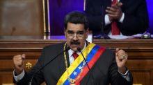 Maduro dice que tiene el control de Venezuela y que está abierto a negociar con EEUU