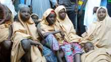 Militants free scores of abducted Nigerian schoolgirls after month in captivity