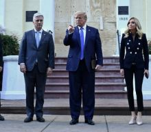 Trump staged photo op at church 'out of anger at claims he was sheltering in White House bunker'
