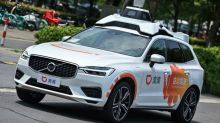Road test: Chinese 'robotaxis' take riders for a spin