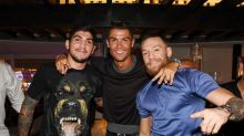 Dillon Danis, Conor McGregor's grappling partner and close friend, signs with Bellator