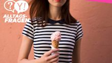 Alltagsfrage: Warum bekommt man manchmal Kopfweh, wenn man Eis isst?