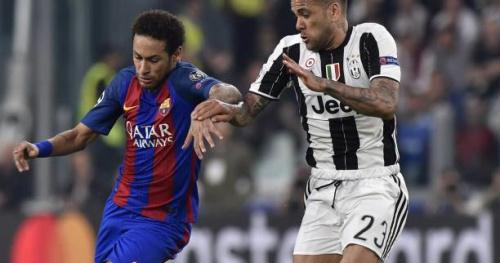 Foot - C1 - Juventus - Dani Alves (Juventus) : «Un sentiment doux-amer»