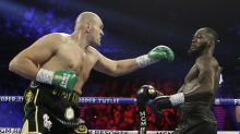 Deontay Wilder accuses Tyson Fury of loading gloves in their fight, demands rematch