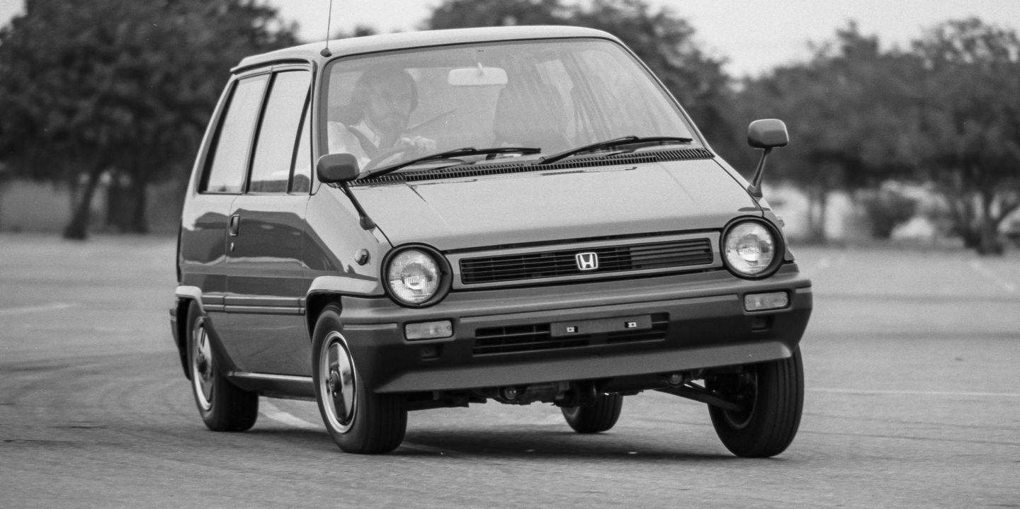 1982 Honda City Makes a Case for Minicars in America
