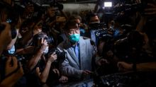 Pro-democracy media tycoon freed on bail amid Hong Kong crackdown