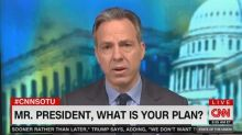 Tapper Shames Trump on Coronavirus: 'Not About Winning a News Cycle on Fox'