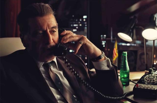 'The Irishman' trailer shows Scorsese and Netflix chasing critical glory