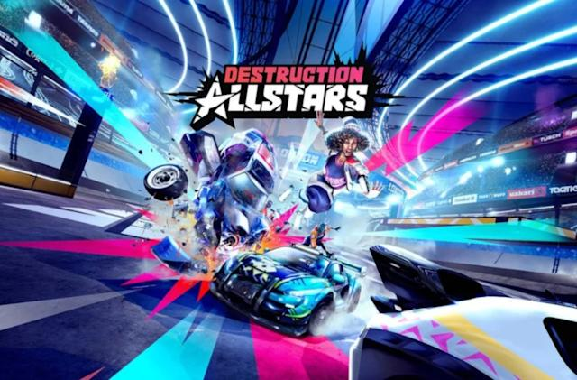 PS5 launch title 'Destruction AllStars' postponed to February