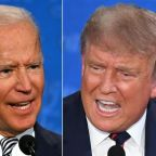 Trump mocks Biden for wearing masks while at public events