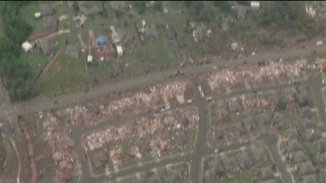 Oklahoma medical examiner's office identifies victims of Moore tornado