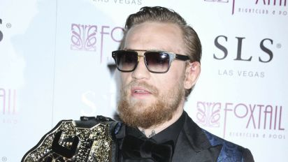 Report: McGregor targeted in sexual assault probe