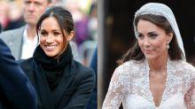Meghan Markle與皇冠只是一線之差!凱特王妃的皇冠更象徵非凡意義