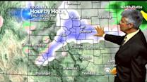 Wednesday Evening Forecast: A Break In Our Mild Weather to Allow for Some Snow
