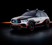 Photos of the Mercedes-Benz Experimental Safety Vehicle