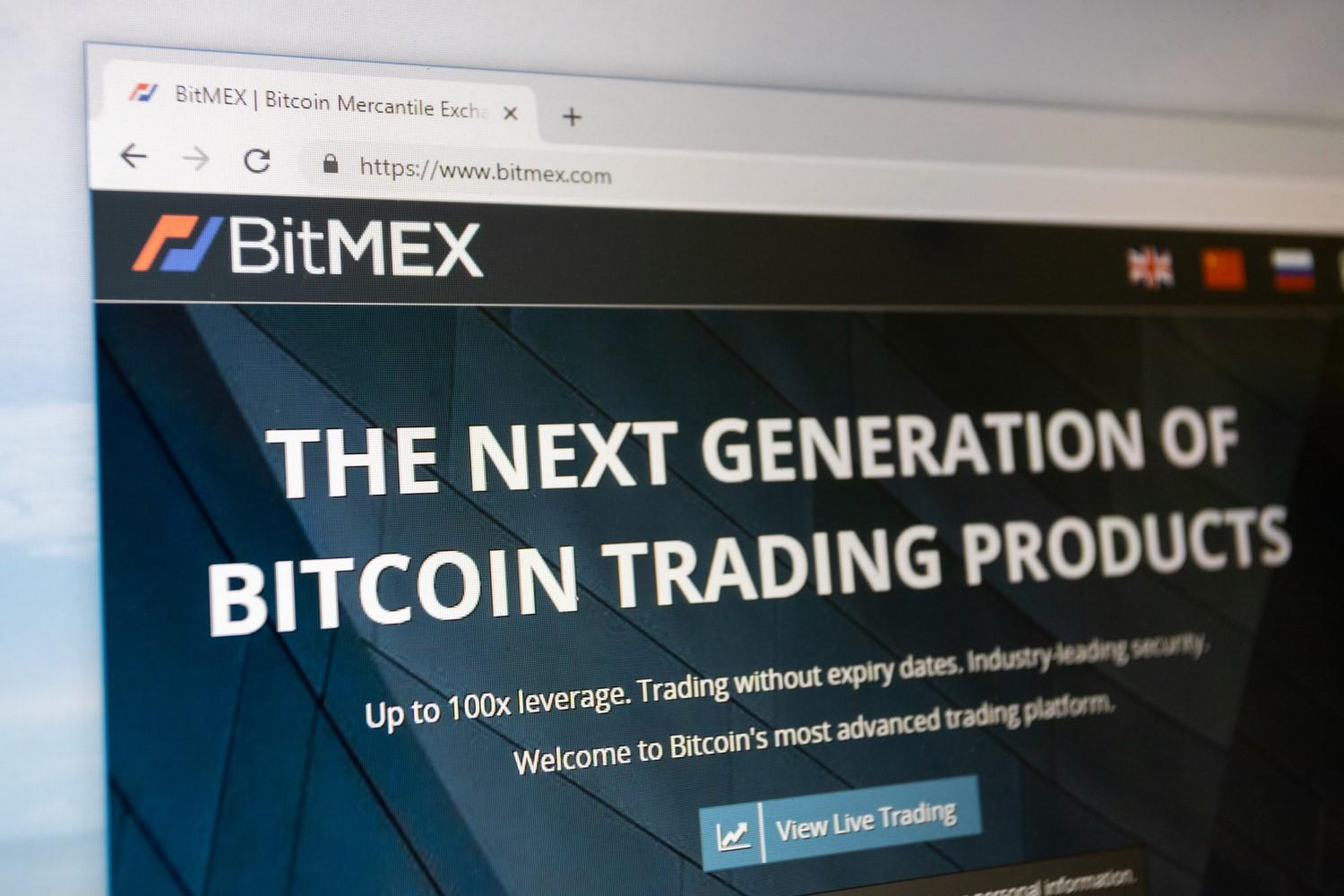 BitMEX to List Futures for New Crypto Coins for First Time in Over 2 Years