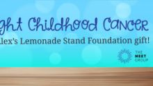 The Meet Group Joins Alex's Lemonade Stand Foundation to Help Children Fight Cancer