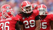 Jarvis Jones says Dawgs ready for Tigers