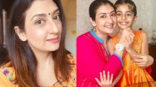 Juhi Parmar Looks Super Cute As She Twins With Her Daughter, Samairra In Matching Ensembles