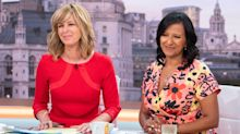 Kate Garraway appalled as Fathers4Justice guest whips out 'balls' on Good Morning Britain