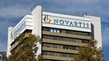 Novartis Stock Shows Rising Relative Strength; Mostly V-Shape Recovery From Covid Crash