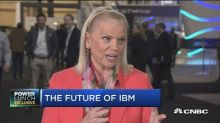 IBM CEO: Companies should self regulate on privacy