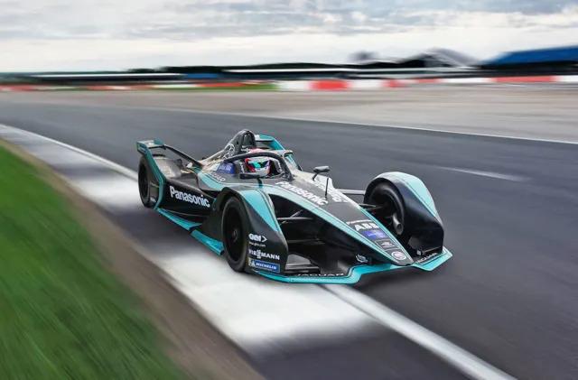Jaguar's next-gen Formula E race car packs more power