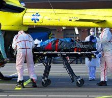 Europe, WHO sound alarm over resurgent virus crisis