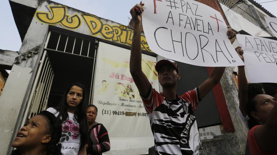 Por que Paraisópolis? Massacre é geográfico