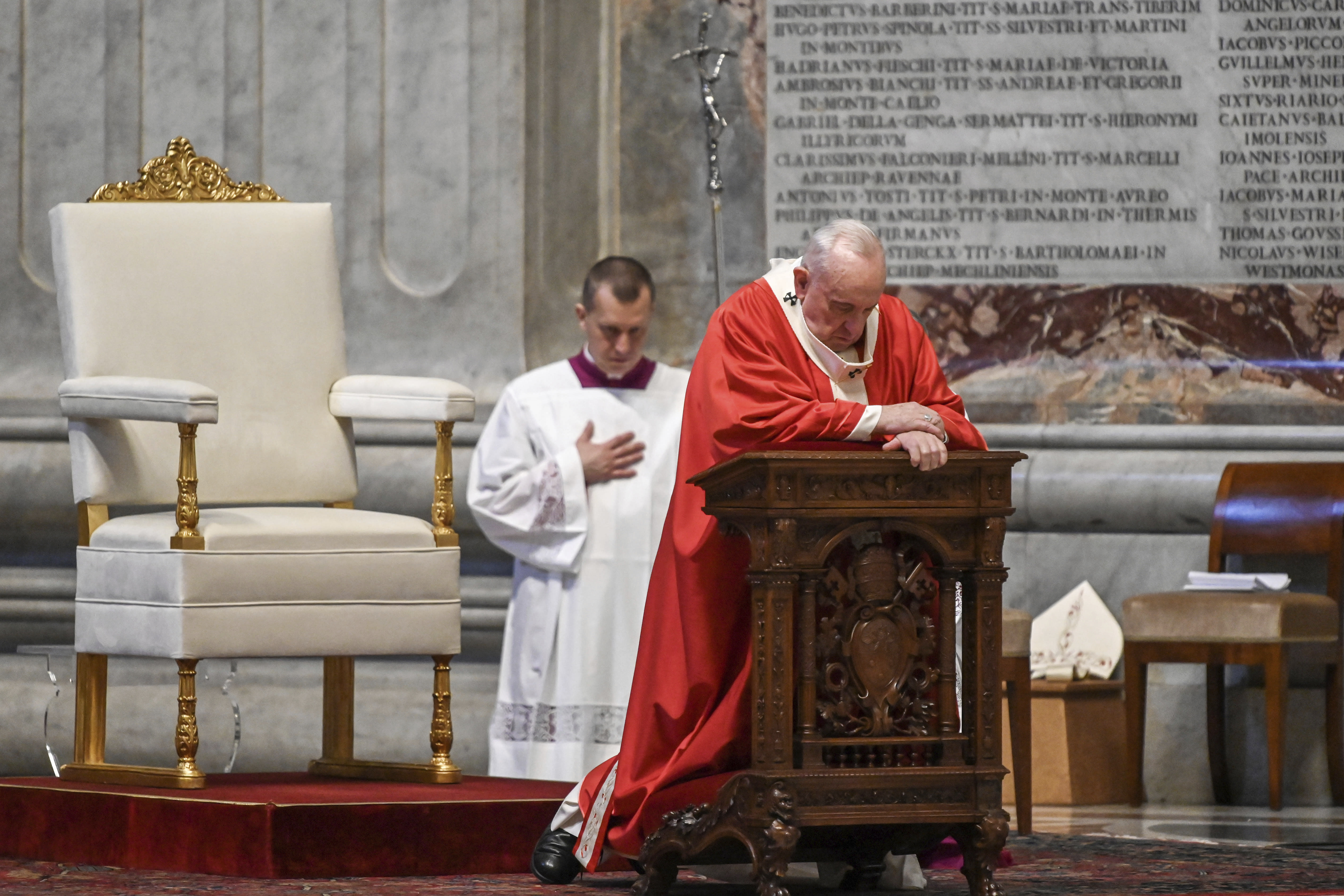 Pope says coronavirus pandemic could be nature's response to climate crisis
