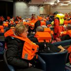 Viking Sky cruise ship passengers recount helicopter evacuation off Norway coast