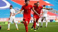 Foot - L. nations - Ligue des nations:le jeune Neco Williams délivre le pays de Galles face à la Bulgarie