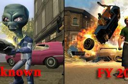 Destroy All Humans, Saint's Row sequels not coming this year