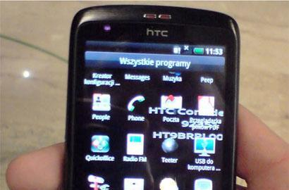 HTC Bravo spotted again, looking as real as ever