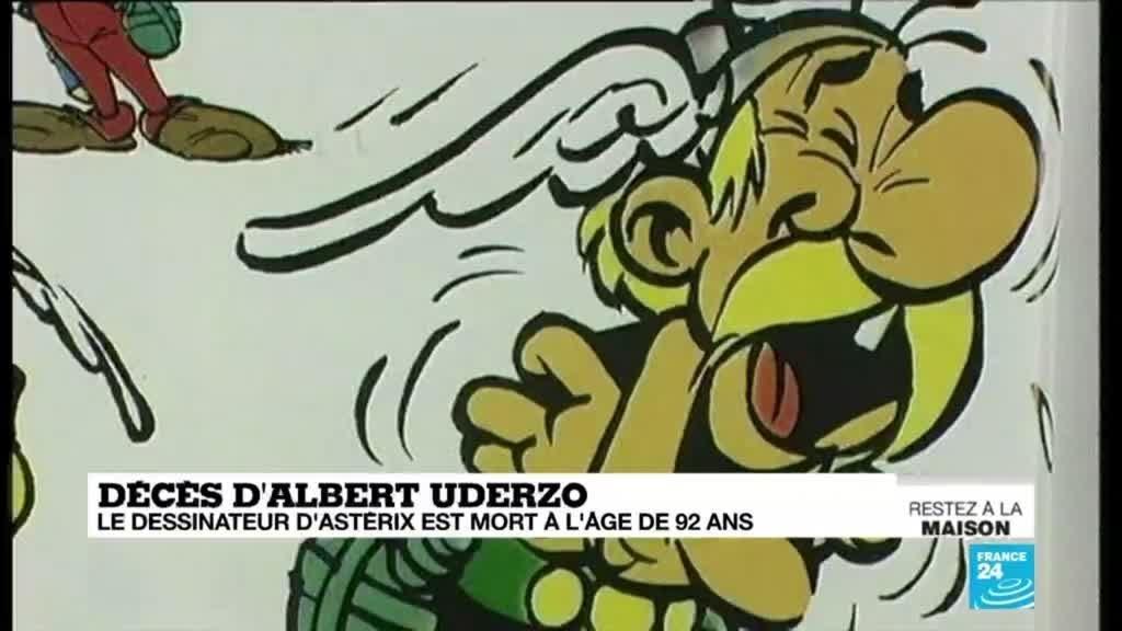 Asterix Obelix Coronavirus