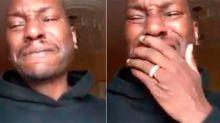 Tyrese Gibson pone fin a su guerra con Dwayne Johnson después de LLORAR desconsoladamente en un video viral