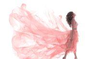 El color que calma, inspira creatividad y sugiere ternura erótica