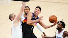 Devin Booker outduels Paul George as Suns take 1-0 lead over Clippers