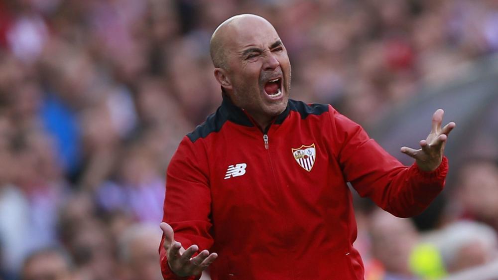 """Sampaoli y su marcha del Sevilla: """"Quiero que recuerden la manera de jugar y cómo competimos en el torneo"""""""