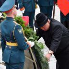 Will he? Won't he? N.Korea's Kim late for Vladivostok ceremony