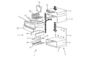 """Inventor's patent application reveals """"shape-shifting"""" dishwasher"""