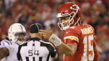 NFL Week 7: Chiefs have lost some betting respect