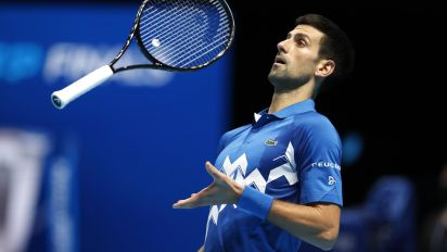 Djokovic's strange, controversial season over